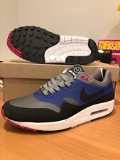 New Nike Air Max 1 I London QS Olympics 2012 Hyperfuse Home Turf Infrared Sz 9