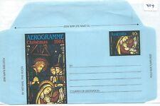 AUSTRALIA - AEROGRAMMES - UNUSED - ILLUSTRATED - 474 - 40c  - CHRISTMAS 1984