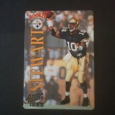 1995 Pinnacle Action Packed KORDELL STEWART Rookie #120  Pittsburgh Steelers