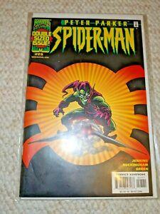Peter Parker Spiderman #25A Marvel 2002 VF/NM Jenkins Buckingham & Green