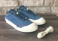Nike Drop-Type PRM Sneaker Womens 8.5 Mens 7 Denim Blue Sail CW6213-461 Lace Up