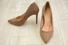 Madden Girl Maci Pointed Toe Pump - Women's Size 7.5 - Taupe
