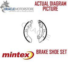 NEW MINTEX REAR BRAKE SHOE SET BRAKING SHOES GENUINE OE QUALITY MFR439