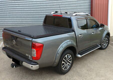 EGR Alloy Trade Top Hard Ute Lid for Nissan D23 Navara NP300 Dual Cab - Black