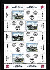 ÖSTERREICH/ Tag der Briefmarke 2005-Schiffe MiNr 2532** Kleinbogen-zur Nominale!