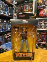 "Marvel Legends X-men WOLVERINE 6"" Action Figure 80 Years Logan Cowboy NEW"