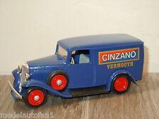 Citroen 500 KGS Cinzano Vermouth van Eligor France 1:43  *16175