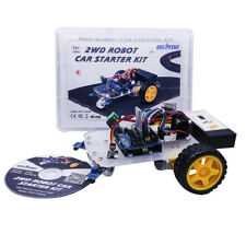 2WD Smart  Robot Car Starter Kit  for Arduino Open Source DIY kit Educational