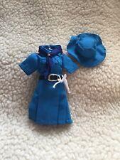 Handmade cute blue girl guide dress set 8  for barbie/silkstone/OOAK @LAST@