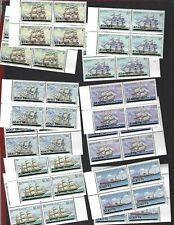 St. Kitts sc#38-43 x8 (1980) Complete MNH