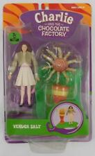 Charlie and the Chocolate Factory Veruca Salt Action Figure New Shelf Wear