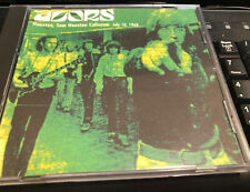 The Doors Live From The Lone Star State 7/10/68 Rare Imported CD