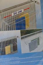 WENKO  Heizkörper-Wäschetrockner weiß 4 Streben Wäsche trocknen Heizung platzsp
