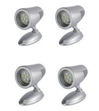 LAM7100 LED WHITE 12 VOLT COURTSEY INTERIOR LED LIGHT  CAMPER CARAVAN VAN CAR