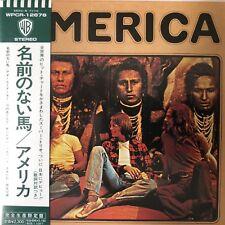 America - America(CD. jp. mini LP), 2007 WPCR-12678 / Japan