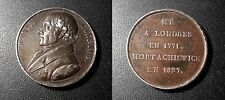 George Canning - Médaille / Medal