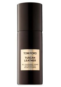 TOM FORD Tuscan Leather Perfume ALL OVER BODY SPRAY Men Woman 5oz Unisex NIB