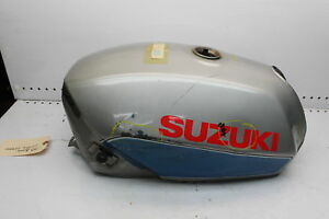 SUZUKI 1983 GS750E GS750ES GS750 GAS TANK FUEL TANK PETROL TANK (SBGTU107)
