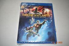 Justice League: Throne of Atlantis (Commemorative Edition) (Dcu) Blu-Ray