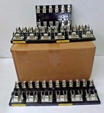 13195-606LCR Fuse Holder Panel Assembly 120A, 250V  - Lot of 5 Units NOS**