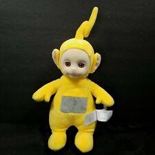 """Spin Master Teletubbies Laa-Laa Yellow Doll Plush Stuffed Animal 14"""" Soft"""