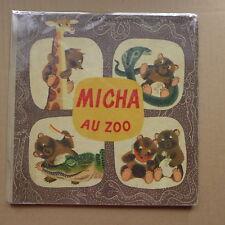 Jiri Trnka & Josef Menzel - Une aventure de Micha la Boule. Micha Au Zoo