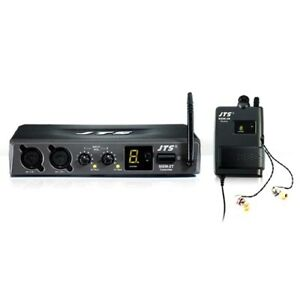 JTS SIEM-2 Mono In Ear Monitoring System - 12 Month Warranty
