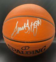 Samuel L. Jackson Signed basketball Coach Carter COA PSA CERT