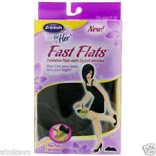 Dr. Scholl's For Her Gold Wristlet Fits Sizes 9-10 Instant Fast Flats Shoes