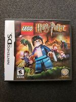 Nintendo DS Lego Harry Potter Years 5-7 (Working Complete with case and manual)