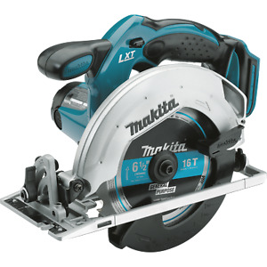 Makita XSS02Z-R 18V LXT Lithium‑Ion Cordless 6‑1/2 in. Circular Saw, Tool Only,