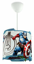 Philips Marvel Avengers Children's Ceiling Pendant Lightshade 717513526