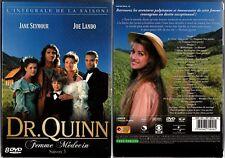 DR QUINN - DOCTEUR QUINN - Saison 3 - Coffret 4 Boîtiers Slim - 8 DVD -OCCASION