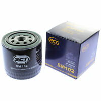 Original SCT Ölfilter SM 102 Oil Filter