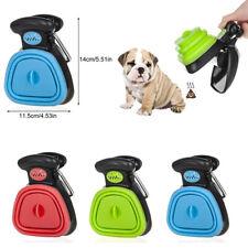 Pet Travel Foldable Pooper Scooper Poop Scoop Clean Pick Up  Excreta  Cleaner