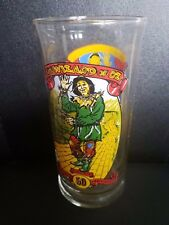 VINTAGE COCA COLA WIZARD OF OZ 50TH ANNIVERSARY 1989 SCARECROW WATER GLASS