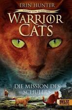 ►ungelesen WARRIOR CATS 6  Band 1 Vision von Schatten - DIE MISSION DES SCHÜLERS