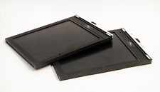 2 Excellent FIDELITY Deluxe 8x10 Film Holder EX Condition