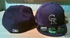 Colorado Rockies New Era Authentic Hat Baseball 7 3/8