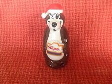 WADE LIMITED ED HAMMS CHRISTMAS SANTA BEAR 1996 brown