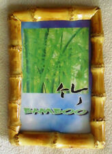 """Bamboo Root 4"""" x 6"""" Photo/Picture Frame-Natural Color"""