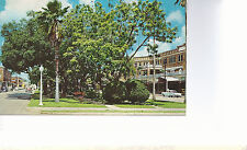 The Mall Looking West   Avon Florida    Mailed 1959  Postcard 8303