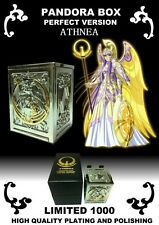 Saint Seiya Myth Cloth Pandora Box Athena Saori Die-cast Perfect Version SM17
