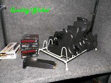 USA HK Pistol Handgun Rack 7 Guns Storage Solution Gun Safe Vault Space Saver g2
