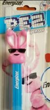 Pez Energizer Bunny Candy Dispenser Pink Easter Collectible New