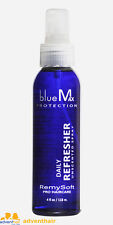 BlueMAX Refresher Scented 2 oz REMY SOFT lace wig toupee hairpiece