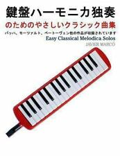 Easy Classical Melodica Solos by Javier Marcó (2013, Paperback)