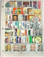 200s MEXICO 200 Dif. Stamps Collection MNH Commemoratives 1960-1986