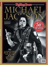 MICHAEL JACKSON - ROLLING STONE Special Magazine Bookazines Serie Argentina