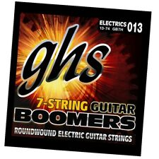 GHS Boomers 7 String Heavy  Roundwound Electric Guitar Strings 13 - 74 GB7H